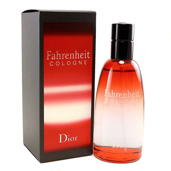 FAH25M - Fahrenheit Cologne for Men - 2.5 oz / 75 ml Spray
