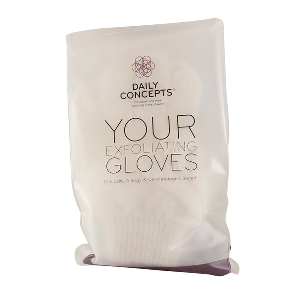DC45 - Daily Concepts Exfoliating Gloves for Women - Default Title
