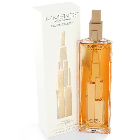 IMM02 - Immense Eau De Toilette for Women - Spray - 3.3 oz / 100 ml