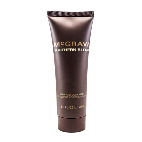 MGS25MU - Mcgraw Southern Blend Hair And Body Wash for Men - 2.5 oz / 75 g Unboxed