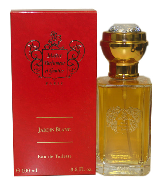 JAB12 - Jardin Blanc Eau De Toilette for Women - Spray - 3.3 oz / 100 ml