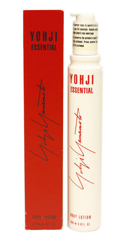 YO404 - Yohji Essential Body Lotion for Women - 6.8 oz / 200 ml