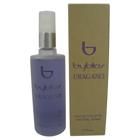 BYB13W-F - Byblos Uragano Eau De Toilette for Women - Spray - 4 oz / 120 ml