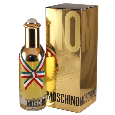 MO505 - Moschino Eau De Toilette for Women - 2.5 oz / 75 ml Spray