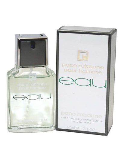 PAE4M - Eau Paco Rabanne Eau De Toilette for Men - Spray - 1.7 oz / 50 ml