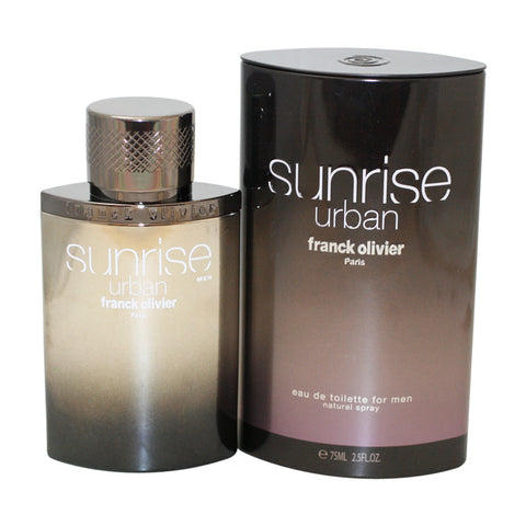 SRU25M - Sunrise Urban Eau De Toilette for Men - 2.5 oz / 75 ml Spray