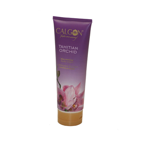 TAH18 - Calgon Tahitian Orchid Body Cream for Women - 8 oz / 226 g