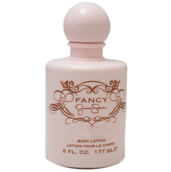 FAN66T - Jessica Simpson Fancy Jessica Simpson Body Lotion for Women 6 oz / 177 g Unboxed