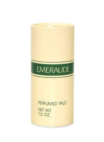 EM15 - Emeraude Talc for Women - 1.5 oz / 45 g