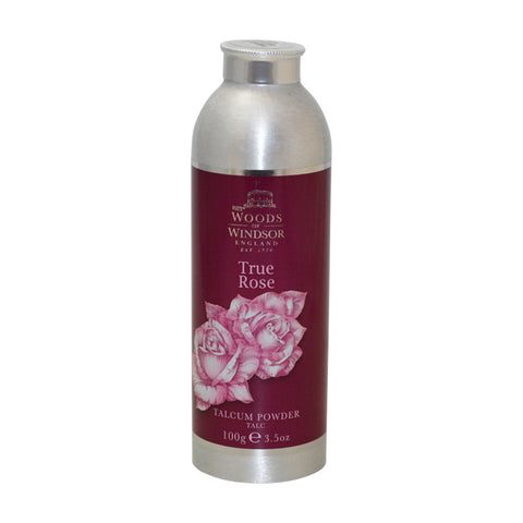 TRU39-P - True Rose Talcum Powder for Women - 3.5 oz / 105 g