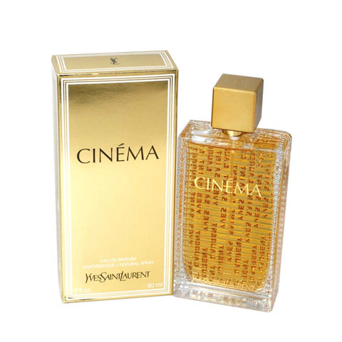 CIN18 - Cinema Eau De Parfum for Women - Spray - 3 oz / 90 ml