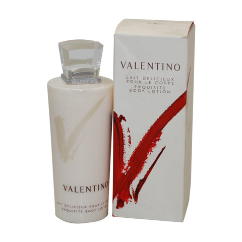 VV292 - Valentino V Body Lotion for Women - 6.7 oz / 200 ml