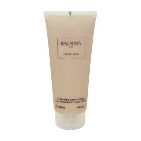 BAGL7 - Balmain Ambre Gris Body Lotion for Women - 6.6 oz / 200 ml
