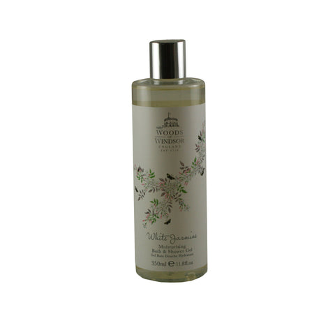 WHI88 - Woods of Windsor White Jasmine Bath & Shower Gel for Women 11.8 oz / 350 ml