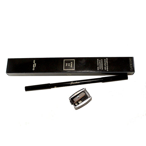 GUM76-M - The Eye Pencil Eyeliner for Women - Black Jack - 0.04 oz / 1.2 g