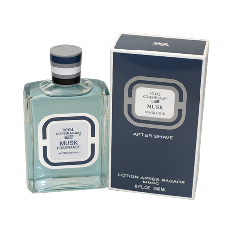 ROS9M - Royal Copenhagen Musk Aftershave for Men - 8 oz / 240 ml