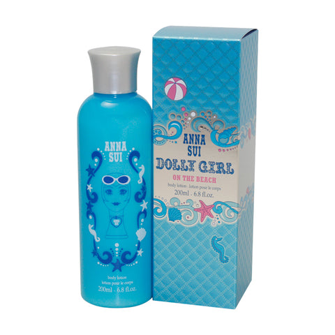 DOL22W - Dolly Girl On The Beach Body Lotion for Women - 6.8 oz / 200 ml