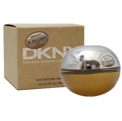 DKN1M - Dkny Be Delicious Eau De Toilette for Men - Spray - 3.3 oz / 100 ml
