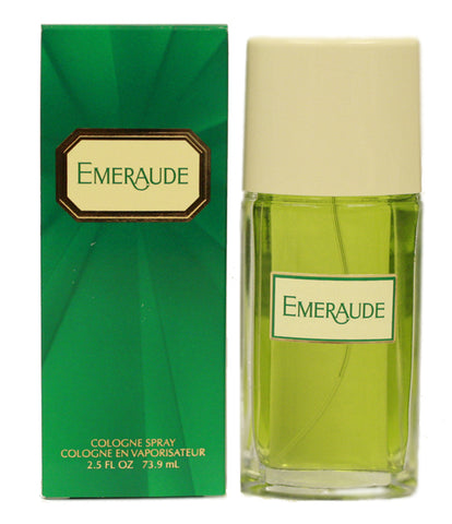 EM01 - Emeraude Cologne for Women - 2.5 oz / 75 ml Spray