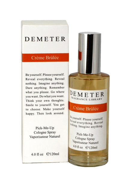 DEM8W-P - Creme Brule Cologne for Women - Spray - 4 oz / 120 ml