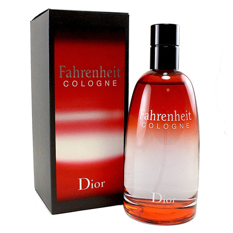 FAH42M - Fahrenheit Cologne for Men - 4.2 oz / 125 ml Spray