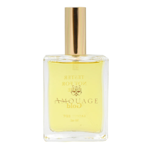 AMO42T - Amouage Gold Eau De Toilette for Women - Spray - 1.67 oz / 50 ml - Tester