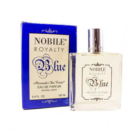 NRB34M - Nobile Royalty Blue Eau De Parfum for Men - 3.4 oz / 100 ml Spray