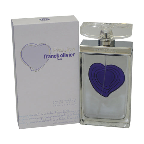 FRP25 - Passion Franck Olivier Eau De Parfum for Women - Spray - 2.5 oz / 75 ml