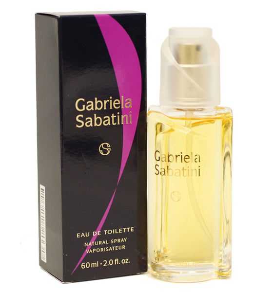 GA02 - Gabriela Sabatini Eau De Toilette for Women - 2 oz / 60 ml Spray