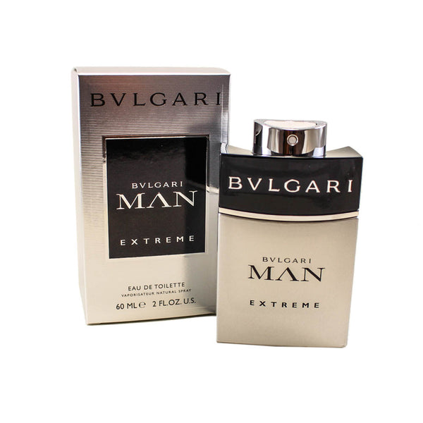 BVM2M - Bvlgari Man Extreme Eau De Toilette for Men - 2 oz / 60 ml Spray