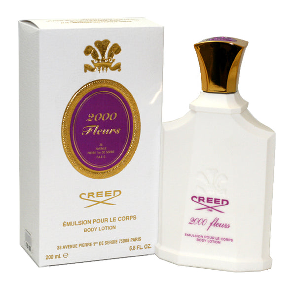 CRE14W - Creed 2000 Fleurs Body Lotion for Women - 6.8 oz / 200 ml