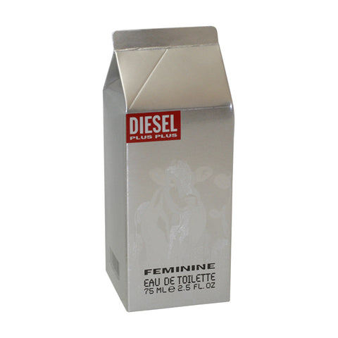 DI21 - Diesel Plus Plus Eau De Toilette for Women - Spray - 2.5 oz / 75 ml