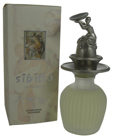 SIB12W-F - Sibilla Eau De Parfum for Women - Spray - 3.4 oz / 100 ml