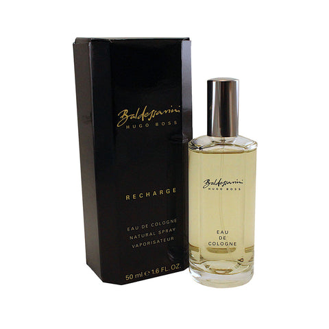 BAD1M - Baldessarini Eau De Cologne for Men - Refillable - 1.6 oz / 50 ml Spray