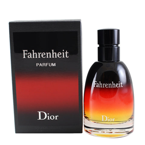 FAH33M - Fahrenheit Parfum for Men - Spray - 2.5 oz / 75 ml
