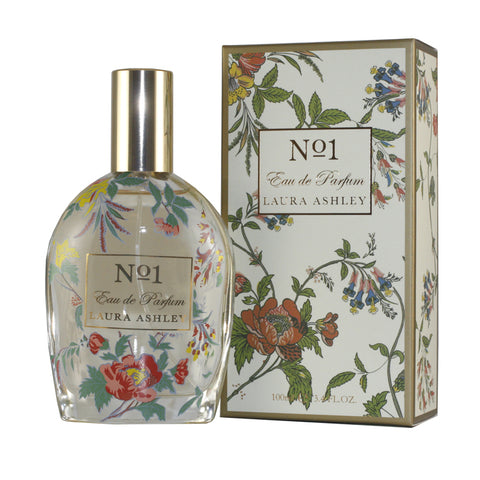 LAU51-P - Laura Ashley No. 1 Eau De Parfum for Women - 3.4 oz / 100 ml Spray