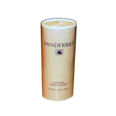 VAN326 - Vanderbilt Bath Powder Shaker for Women - 2 oz / 60 ml