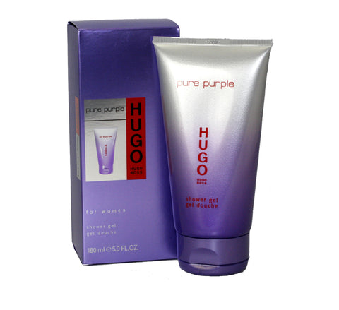 HUG27 - Hugo Pure Purple Shower Gel for Women - 5 oz / 150 g