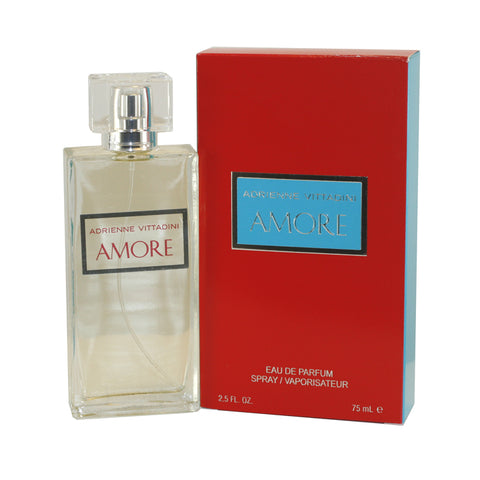 AVA36 - Adrienne Vittadini Amore Eau De Parfum for Women - 2.5 oz / 75 ml Spray