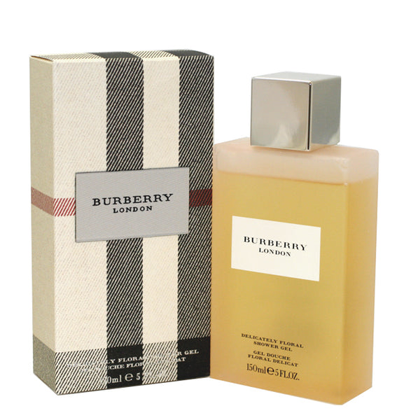 BU147 - Burberry London Shower Gel for Women - 5 oz / 150 ml