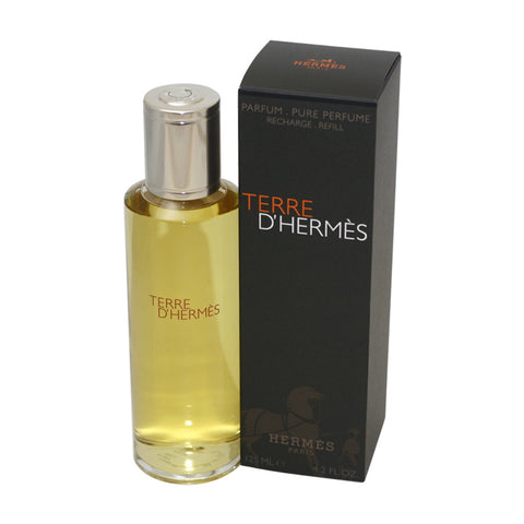 TER35M - Terre D' Hermes Parfum for Men - Refill - 4.2 oz / 125 ml