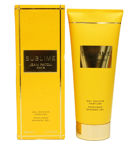 SUB05 - Sublime Shower Gel for Women - 6.7 oz / 200 ml