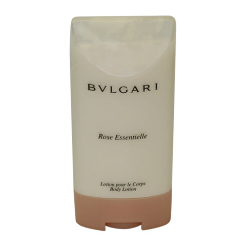 BVR18U - Bvlgari Rose Essentielle Body Lotion for Women - 6.8 oz / 200 ml - Unboxed