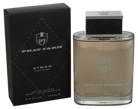 AT14M - Atman Eau De Toilette for Men - Spray - 3.3 oz / 100 ml
