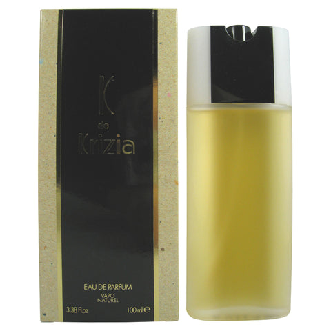 KR12 - K De Krizia Eau De Parfum for Women - Spray - 3.38 oz / 100 ml