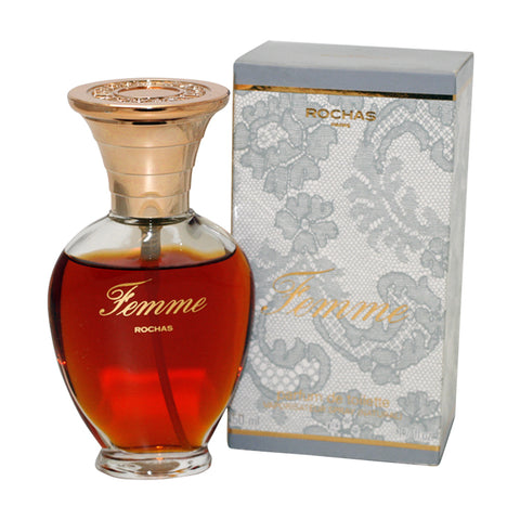 FEM17 - Femme Parfum De Toilette for Women - Spray - 1.7 oz / 50 ml