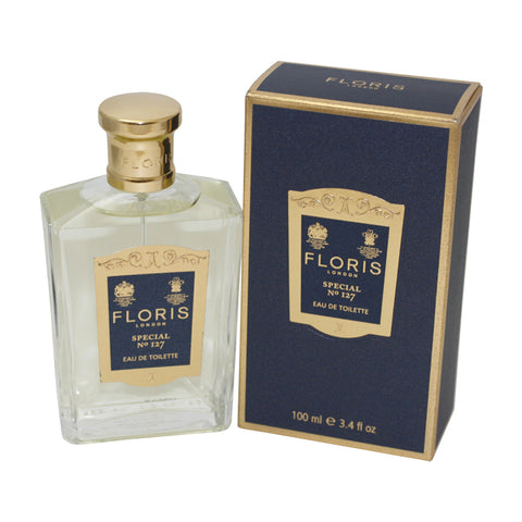 FLL35 - Floris Special No 127 Eau De Toilette for Women - 3.4 oz / 100 ml Spray