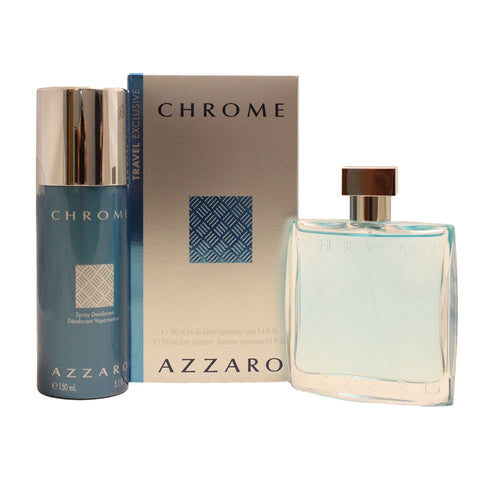 CH947M - Chrome 2 Pc. Gift Set for Men