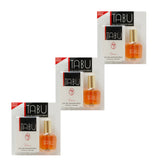 TA279 - Dana Tabu Eau De Cologne for Women | 3 Pack - 0.5 oz / 14.5 ml (mini) - Spray
