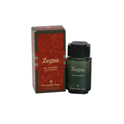 ZEG134M-P - Zegna Eau De Toilette for Men - 0.6 oz / 7 ml
